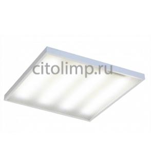 Светильник светодиодный ARMSTRONG LUX 37Вт. 3900Лм. IP54