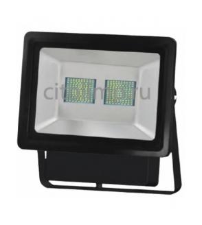 HL176L Светодиодный прожектор 20W 6400K COB LED Черный ☼20Вт.