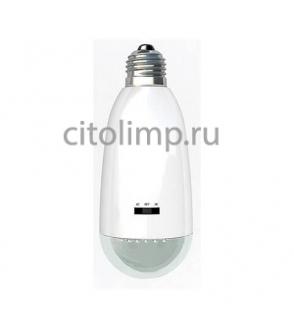 HL310L Светодиодный аварийный светильник 1W Е27 ☼1Вт.