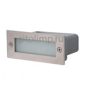 HL954L Лестничный светильник 1.2W Синий ☼1,2Вт.