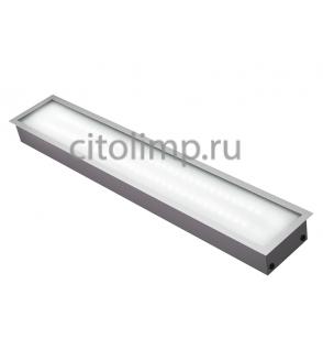 Светодиодный светильник ГРИЛЬЯТО 33Вт. 2800Лм. IP20