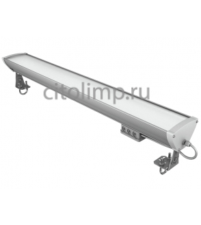 Промышленный светодиодный светильник ВЫСОТА, 33Ватт,  3000Люмен,  IP54