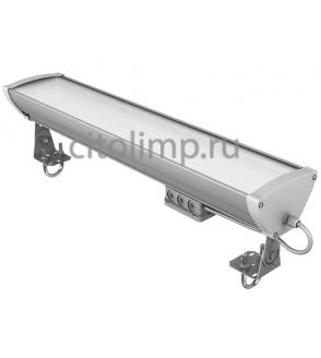 Промышленный светодиодный светильник ВЫСОТА, 50Ватт,  4500Люмен,  IP54
