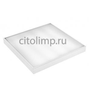Светодиодный светильник ОФИС 40Вт. 3900Лм. IP20