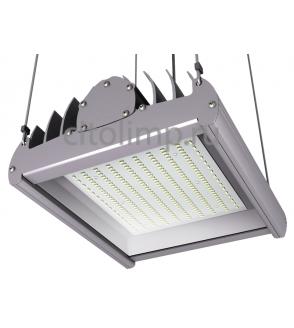 Промышленный светодиодный светильник КЕДР (ССП), 100Ватт,  12200Люмен,  IP67