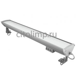 Промышленный светодиодный светильник ВЫСОТА, 100Ватт,  9000Люмен,  IP54