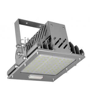 Взрывозащищенный светодиодный светильник КЕДР Ех (СБУ) 50Вт. 6100Лм. IP67