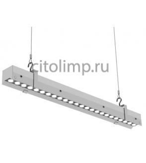 Светодиодный светильник РИТЕЙЛ ОПТИК 40Вт. 3700Лм. IP20