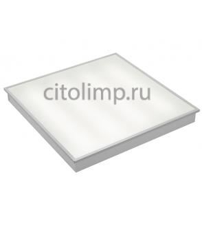 Светодиодный светильник ОФИС IP 54 33Вт. 3000Лм. IP54