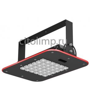 Промышленный светодиодный светильник КEDR (СБУ), 75Ватт,  9100Люмен,  IP67