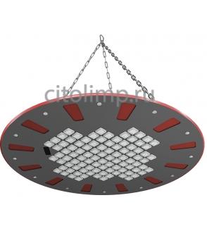Промышленный светодиодный светильник КEDR (ССП), 180Ватт,  23300Люмен,  IP67