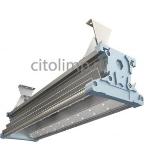 Промышленный светодиодный светильник tl-prom 50 pr (д), 47Ватт,  4120Люмен,  IP67