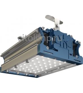Промышленный светодиодный светильник tl-prom 50 pr plus (д), 48Ватт,  5738Люмен,  IP67