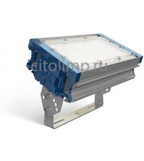 Промышленный светодиодный светильник tl-prom 50 pr plus fl (к), 48Ватт,  5451Люмен,  IP67