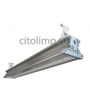 Промышленный светодиодный светильник tl-prom 100 pr (д), 94Ватт,  8420Люмен,  IP67