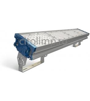 Промышленный светодиодный светильник tl-prom 200 pr plus fl (д), 186Ватт,  22598Люмен,  IP67