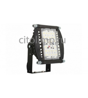 Уличный светодиодный светильник ДО 29-40-002, 38Вт.,  4200Лм.,  IP67