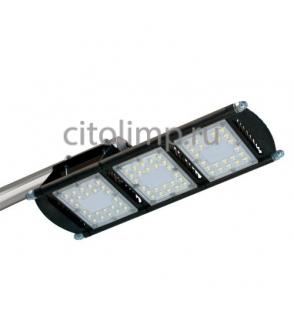 Уличный светодиодный светильник ДКУ 29-120-211 консольный, 156Вт.,  12300Лм.,  IP67