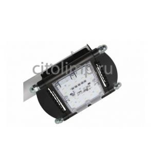 Уличный светодиодный светильник ДКУ 29-40-002 консольный, 38Вт.,  4180Лм.,  IP67