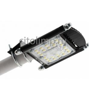 Уличный светодиодный светильник ДКУ 29-50-042 консольный, 47Вт.,  5200Лм.,  IP67