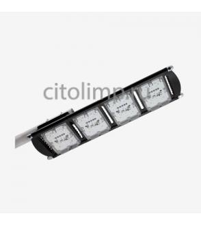 Уличный светодиодный светильник ДКУ 29-160-001 консольный, 152Вт.,  16720Лм.,  IP67