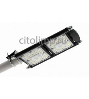 Уличный светодиодный светильник ДКУ 29-100-041 консольный, 102Вт.,  11300Лм.,  IP67