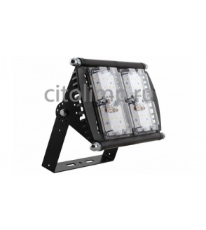 Светодиодный светильник ДО 29-80-004, 76Вт.,  7600Лм.,  IP67