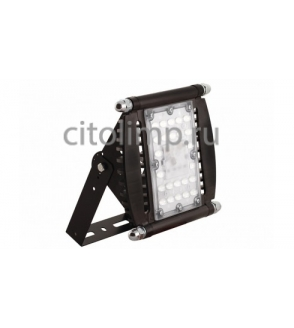 Уличный светодиодный светильник ДО 29-40-003, 38Вт.,  4200Лм.,  IP67