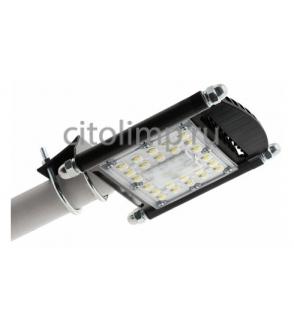 Уличный светодиодный светильник ДКУ 29-40-011 консольный, 39Вт.,  5070Лм.,  IP67