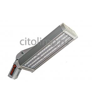Уличный светодиодный светильник Эласта SSU-220/80-03.2(WSO)-ASD консольный, 84Вт.,  12420Лм.,  IP65
