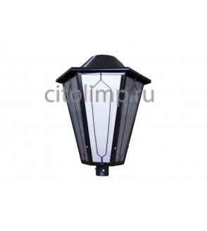 Уличный светодиодный светильник Пушкинский (М) SSU-220/40-06.3 (WMO), 40Вт.,  5120Лм.,  IP55