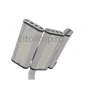 Уличный светодиодный светильник Модуль, консоль МК-3, 96Вт.,  12600Лм.,  IP67