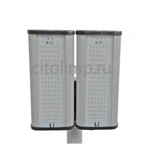 Уличный светодиодный светильник Модуль, консоль К-2, 96Вт.,  12600Лм.,  IP67