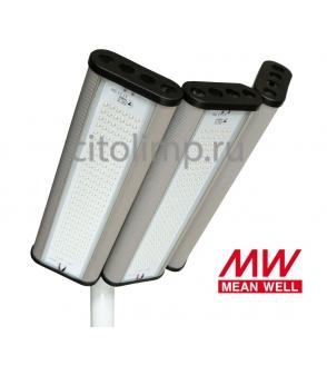 Уличный светодиодный светильник Модуль, консоль МК-3, 192Вт.,  25200Лм.,  IP67
