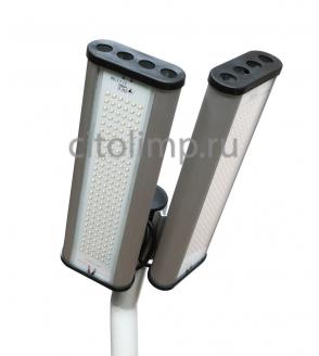 Уличный светодиодный светильник Модуль, консоль МК-2, 128Вт.,  16800Лм.,  IP67