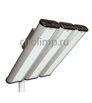 Уличный светодиодный светильник Модуль, консоль К-3, 288Вт.,  37800Лм.,  IP67