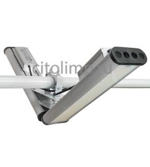 Уличный светодиодный светильник Модуль Галочка, универсальный, 192Вт.,  25200Лм.,  IP67