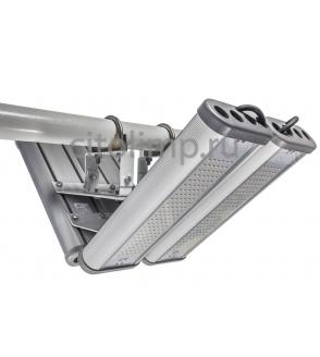 Промышленный светодиодный светильник Модуль Галочка, универсальный, 256Вт.,  33600Лм.,  IP67